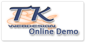 T&K Webdesign Online Demo